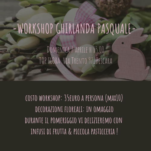 Workshop Topflora